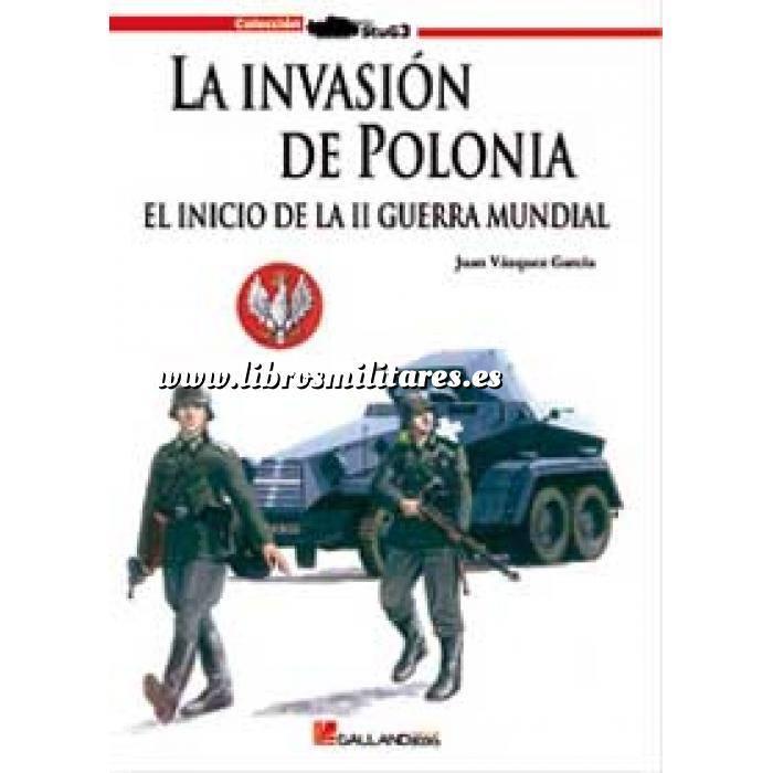 Imagen Segunda guerra mundial La invasión de Polinia. El inicio de la II Guerra Mundial