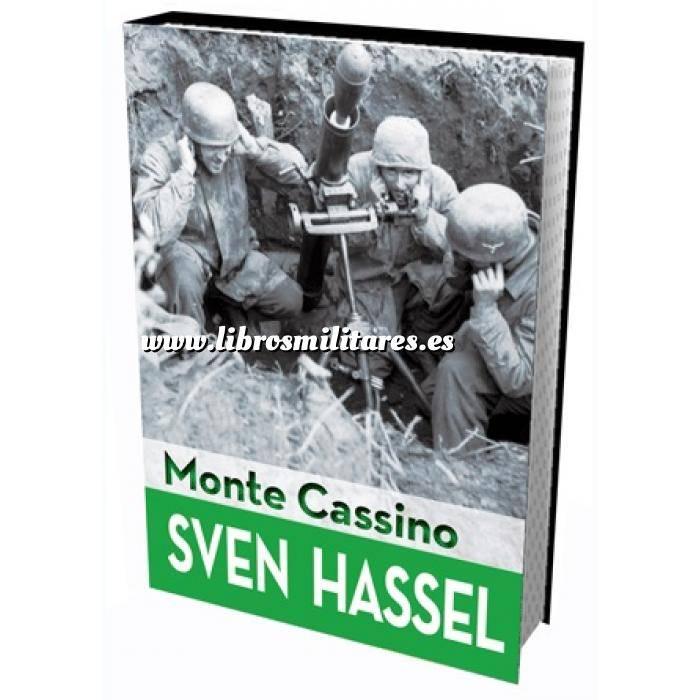 Imagen Segunda guerra mundial Monte Cassino