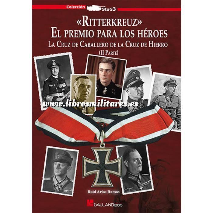 Imagen Segunda guerra mundial Ritterkreuz. El premio para los héroes. vol. 2