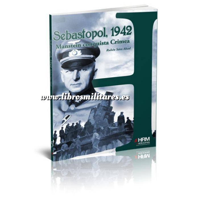 Imagen Segunda guerra mundial Sebastopol, 1942. Manstein conquista Crimea