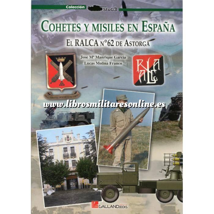 Imagen Armamento militar Cohetes y misiles en España