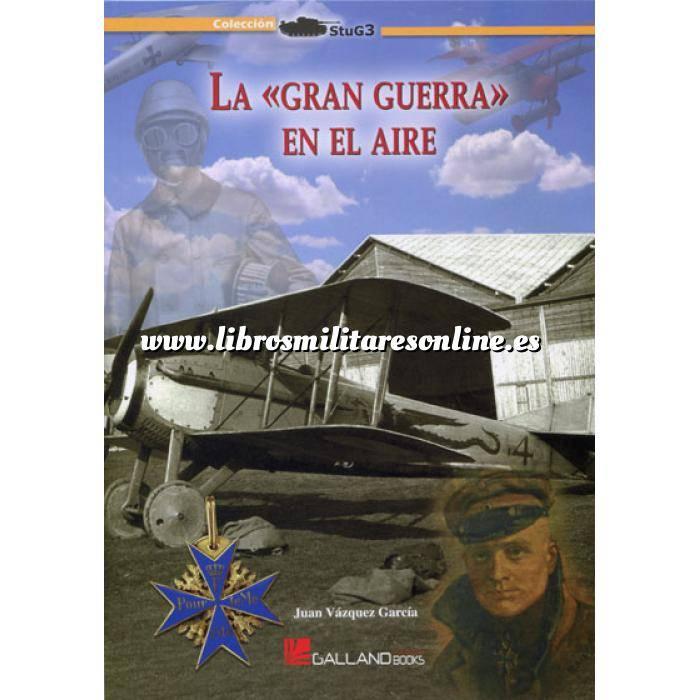 Imagen Aviación militar  La gran guerra en el aire