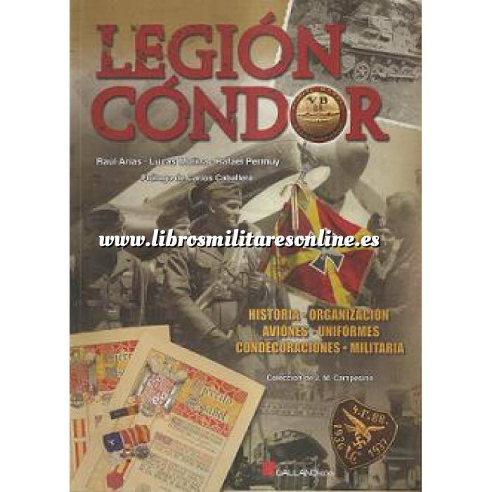 Imagen Aviación militar  Legión Cóndor