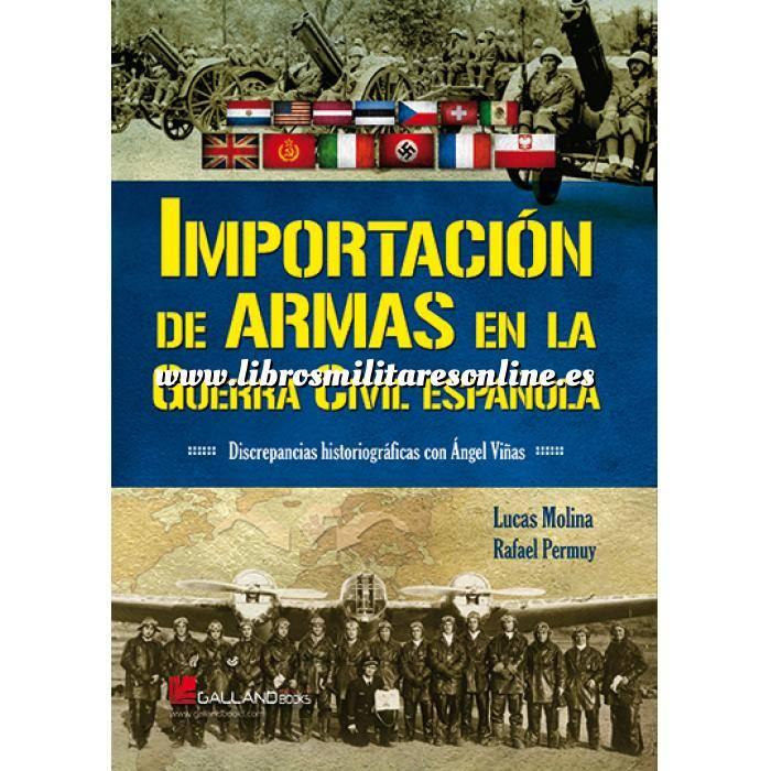 Imagen Guerra civil española Importación de Armas en la Guerra Civil española