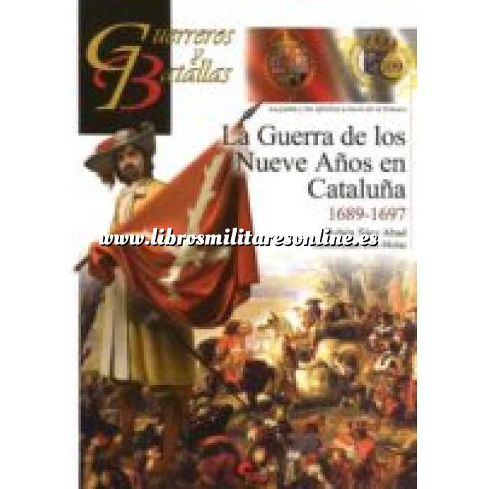 Imagen Guerreros y batallas Guerreros y Batallas nº109 La Guerra de los Nueve Años en Cataluña