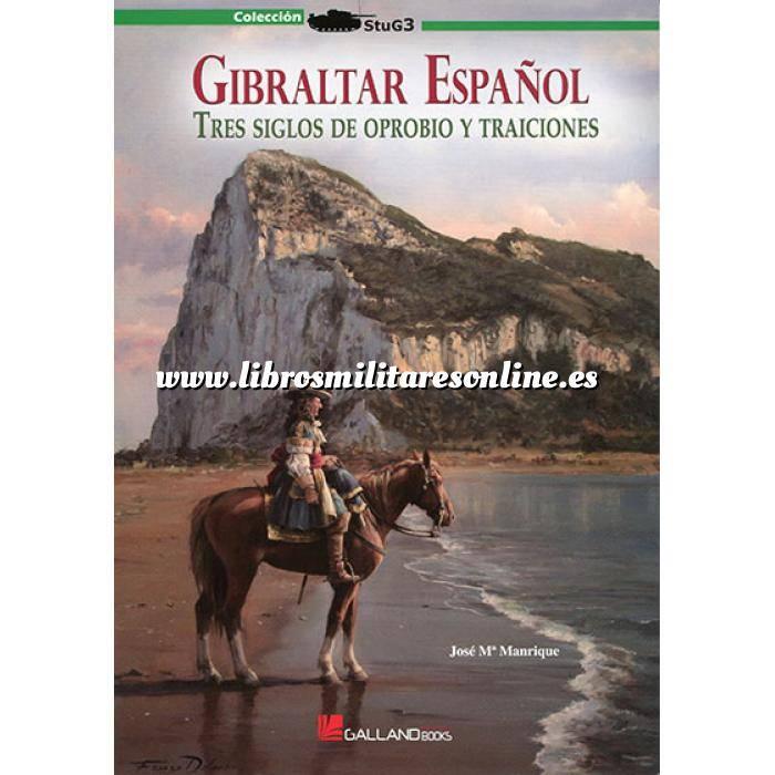 Imagen Hechos y batallas cruciales Gibraltar español