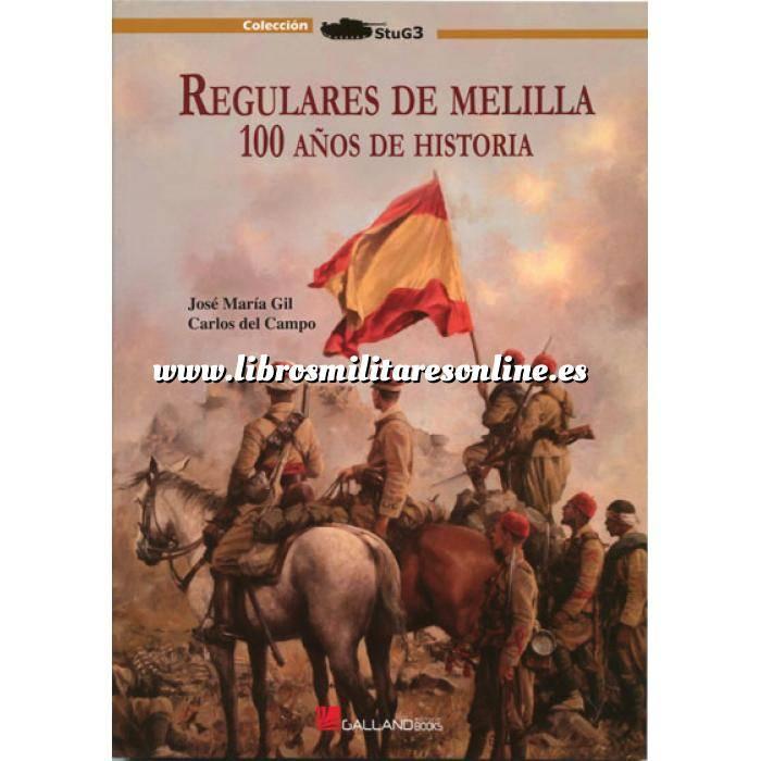 Imagen Legión española y tercio de regulares Regulares de Melilla