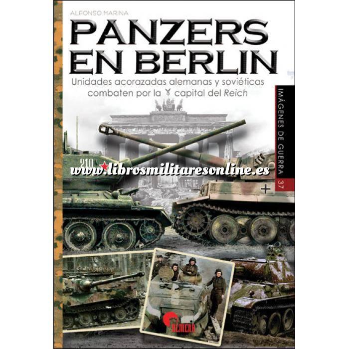 Imagen Medios blindados Panzers en Berlín