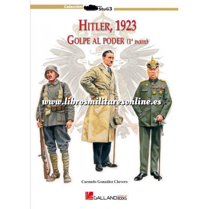 Imagen Memorias y biografías Hitler. 1923 (vol. 1)
