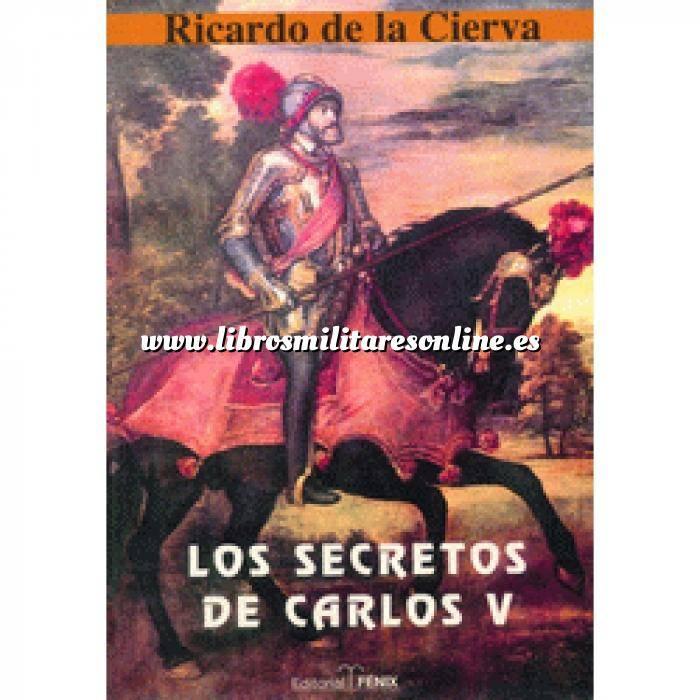 Imagen Memorias y biografías Los secretos de Carlos V