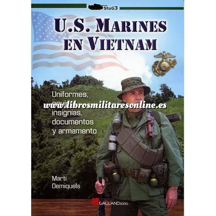 Imagen Memorias y biografías U.S. Marines en Vietnam