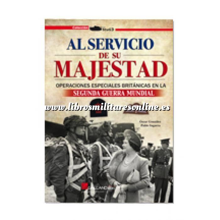 Imagen Segunda guerra mundial Al servicio de su Majestad