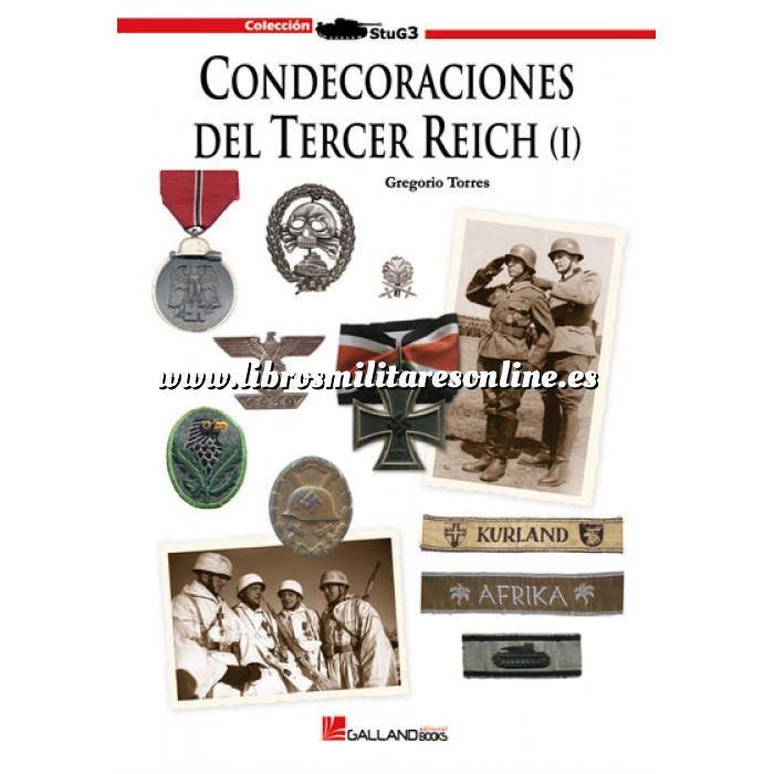 Imagen Segunda guerra mundial Condecoraciones del Tercer Reich.  Vol.1