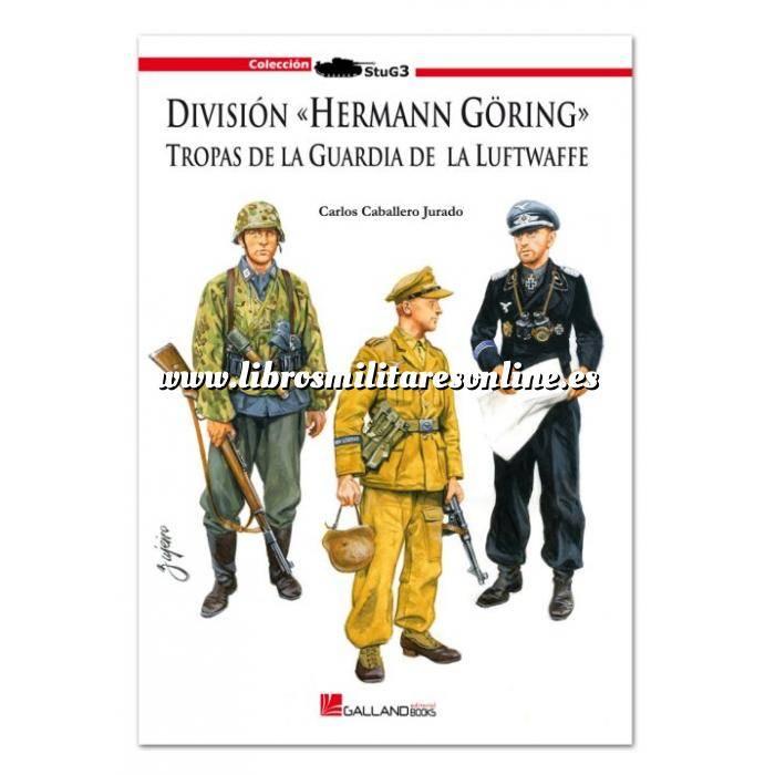 Imagen Segunda guerra mundial División Hermann Göring