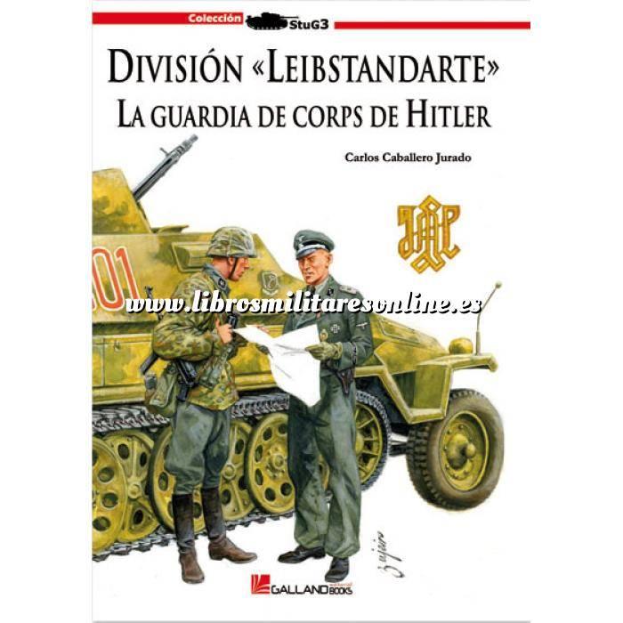 Imagen Segunda guerra mundial División Leibstandarte
