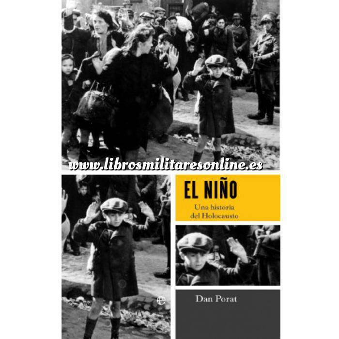 Imagen Segunda guerra mundial El niño. Una historia del Holocausto
