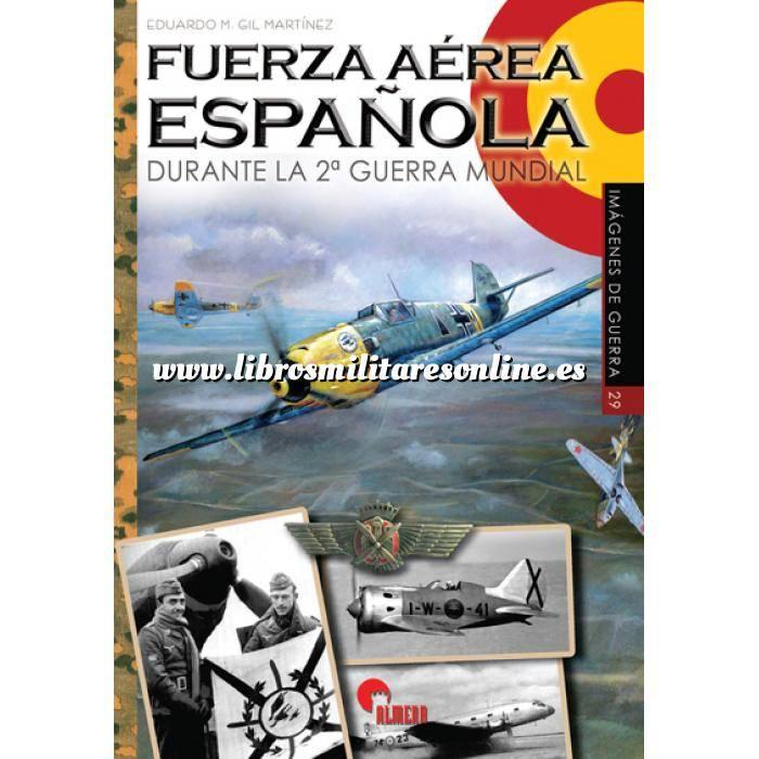 Imagen Segunda guerra mundial Fuerza aérea española.Durante la 2ª Guerra Mundial