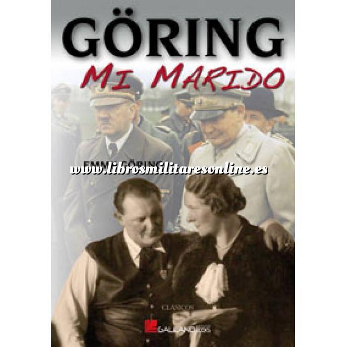 Imagen Segunda guerra mundial Göring, mi marido