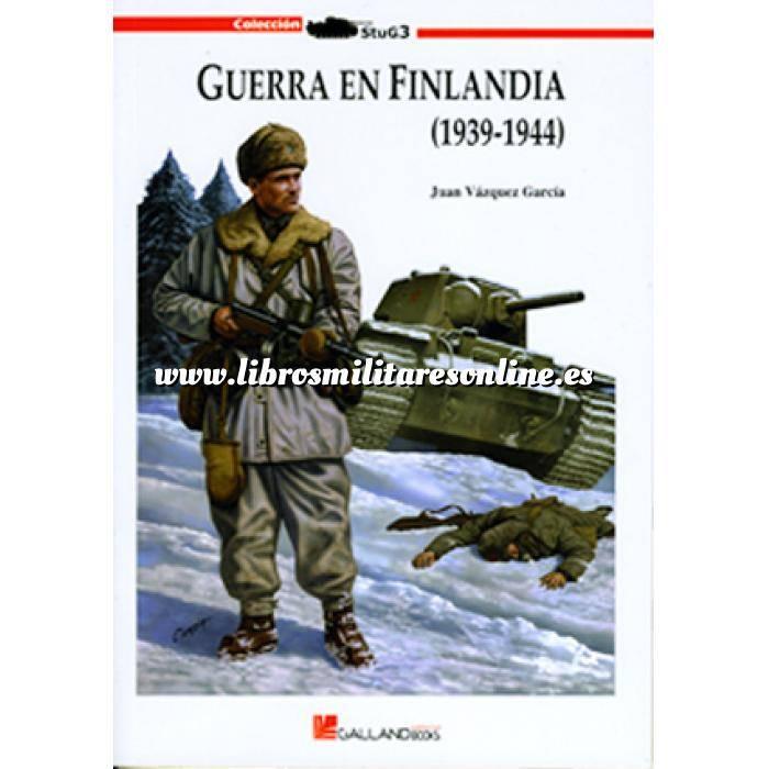 Imagen Segunda guerra mundial Guerra en Finlandia 1939-1944