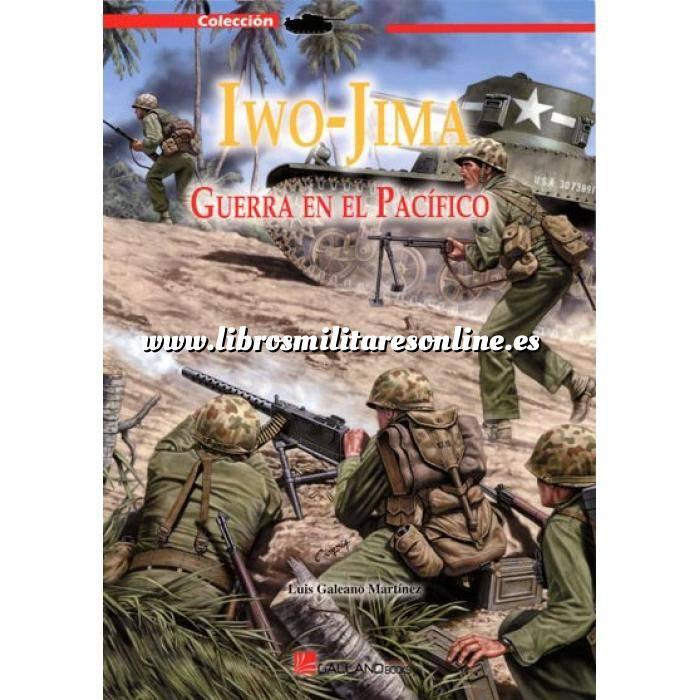 Imagen Segunda guerra mundial Iwo-Jima. Guerra en el Pacífico