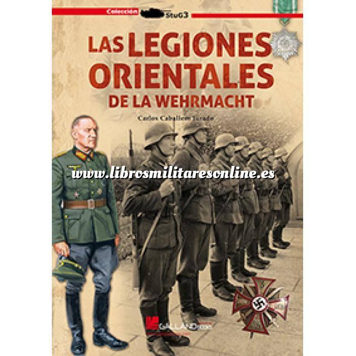 Imagen Segunda guerra mundial Las legiones orientales de la Wehrmacht