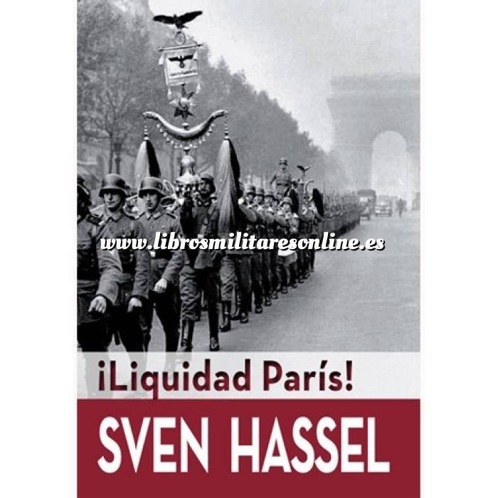 Imagen Segunda guerra mundial Liquidad Paris