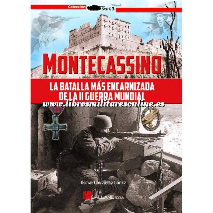 Imagen Segunda guerra mundial Montecassino. La batalla más encarnizada de la II Guerra Mundia