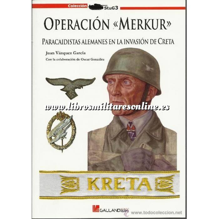Imagen Segunda guerra mundial Operación Merkur
