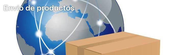 Librería militar on-line - Envío de productos