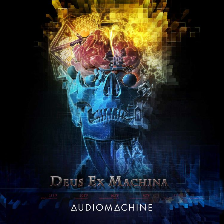 Deus Ex Machina packshot