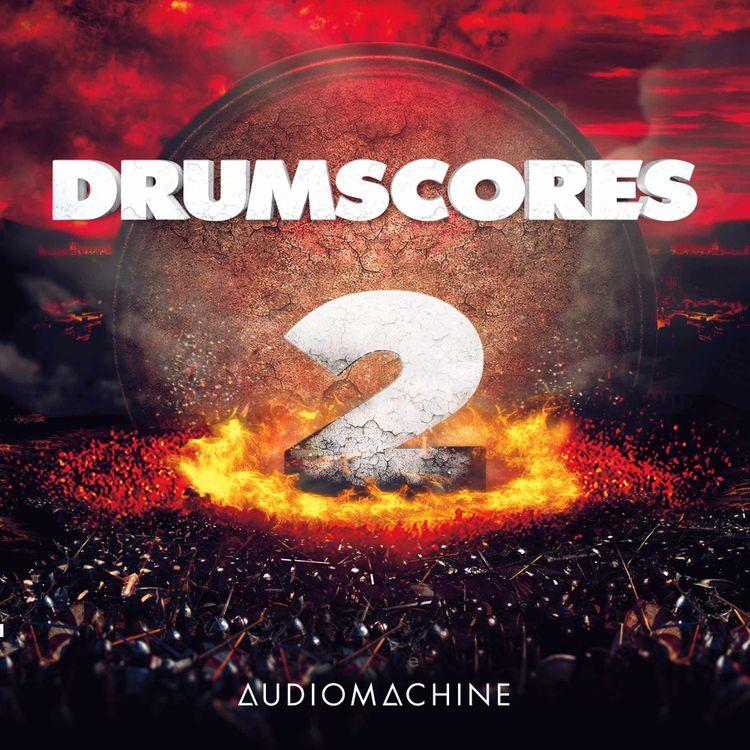 Drumscores 2 packshot