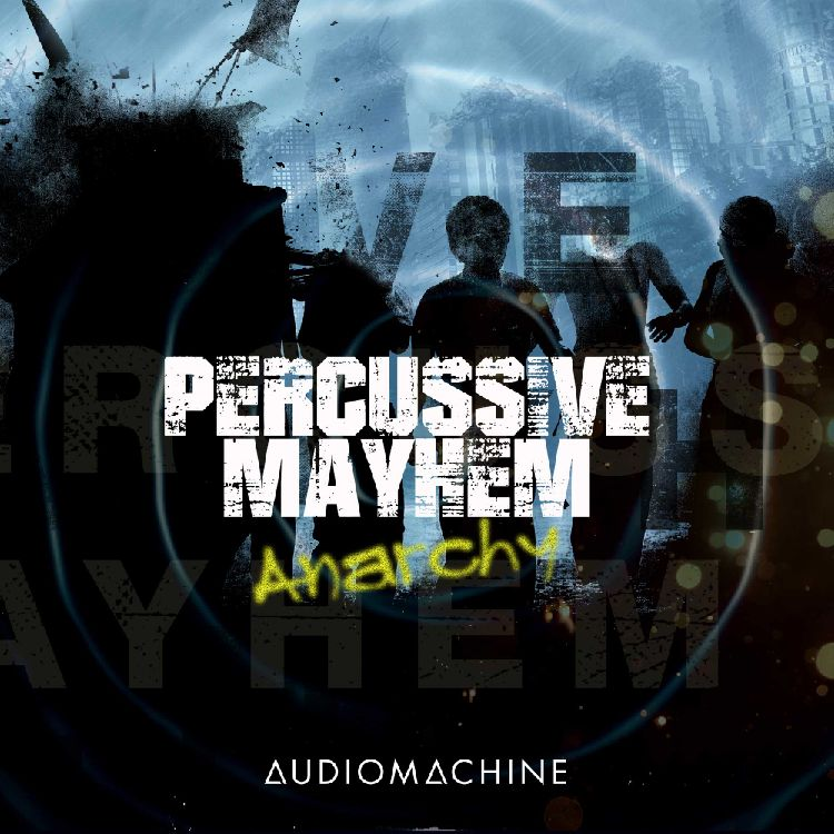 Percussive Mayhem: Anarchy packshot