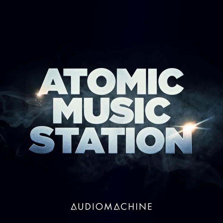 Atomic Music Station packshot