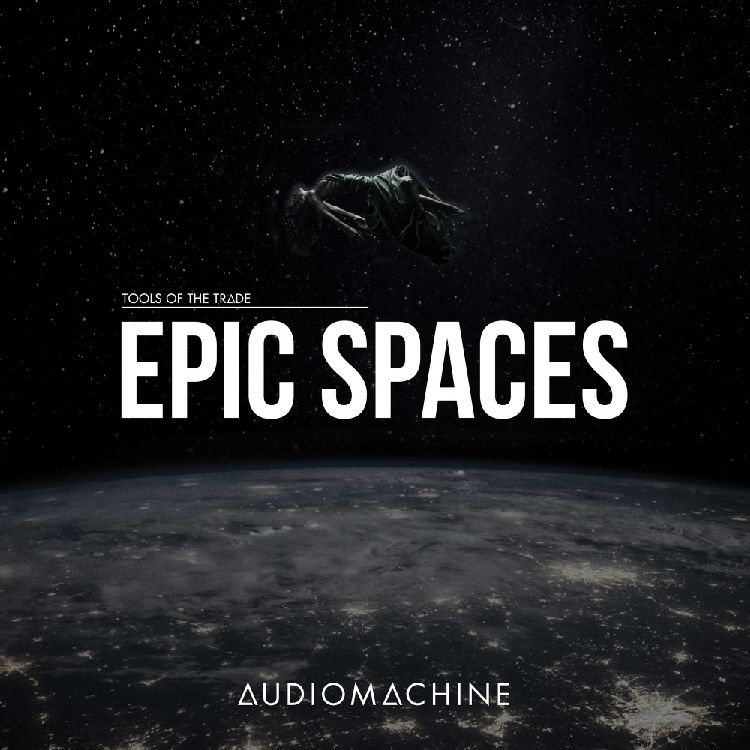 Tools of the Trade: Epic Spaces packshot