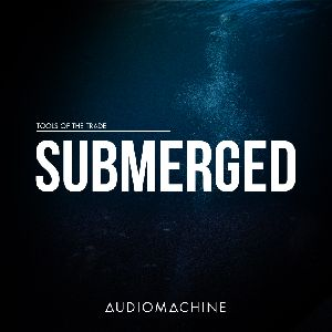 Tools of the Trade: Submerged packshot