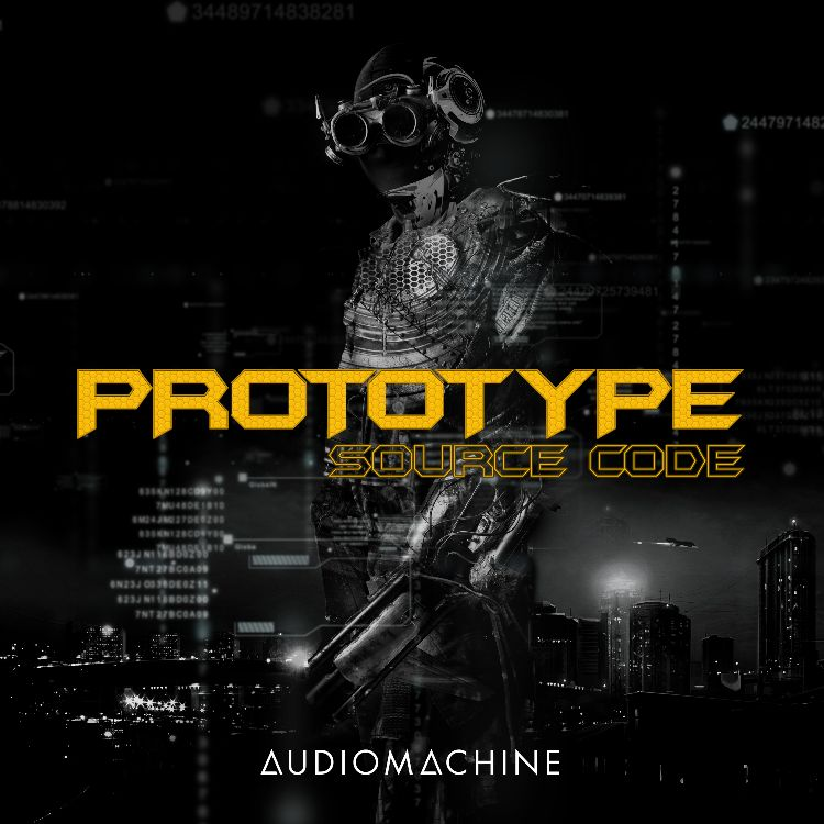 Prototype: Source Code packshot