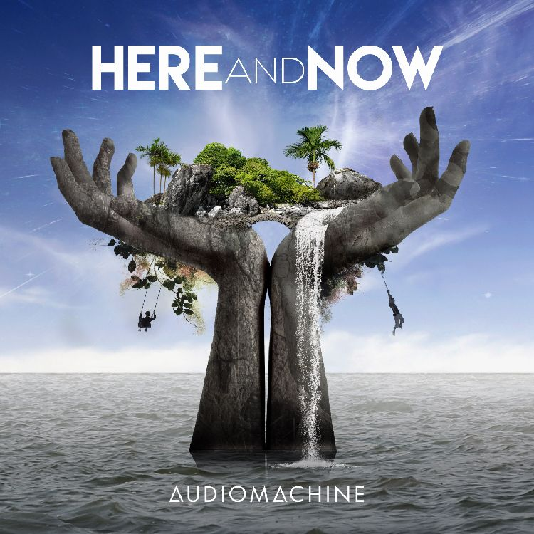 Here and Now packshot