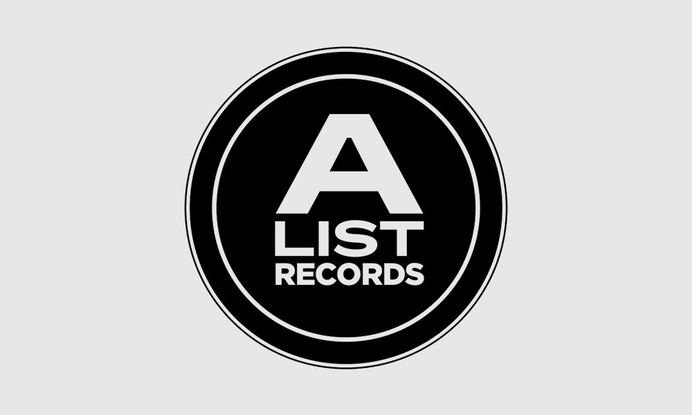 A-List Records packshot