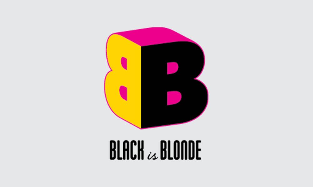 Black Is Blonde packshot