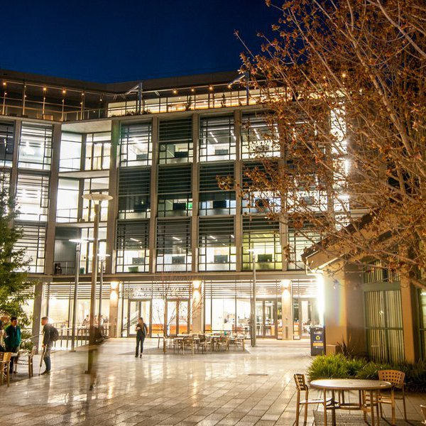 Chou Hall is country's greenest academic building