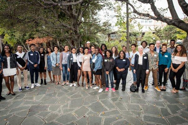 African American Initiative scholarship recipients.jpg