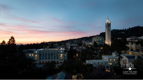 Berkeley-themed Zoom backgrounds