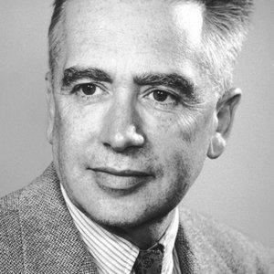 photo of Emilio Segrè