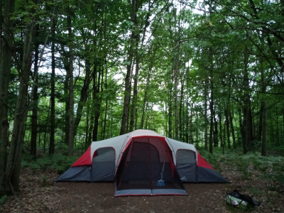 Group Tent Site