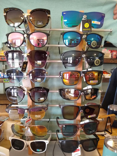 The Outpost, men, women, and children sunglasses.
