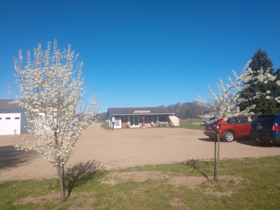 The Outpost campground store