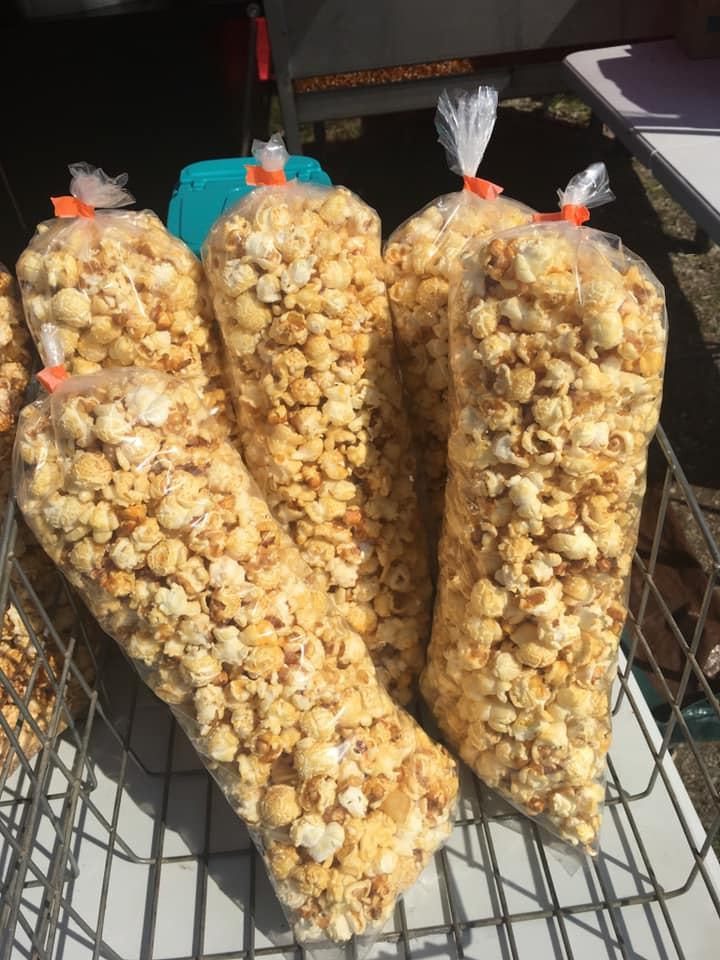 Country road kettle corn