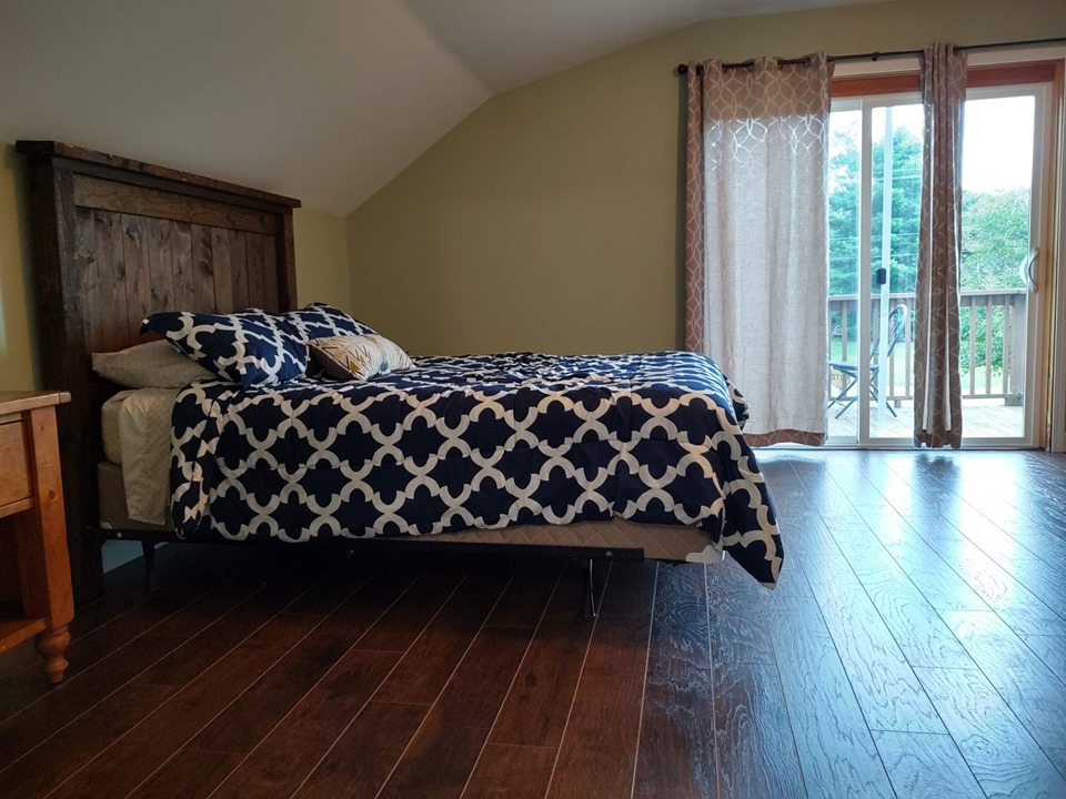 Duplex East Master Bedroom