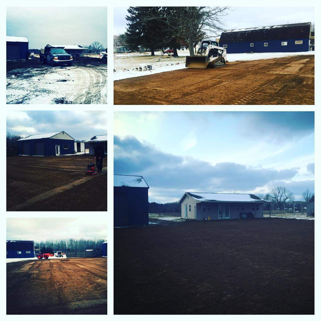 driveway-construction-camp-store