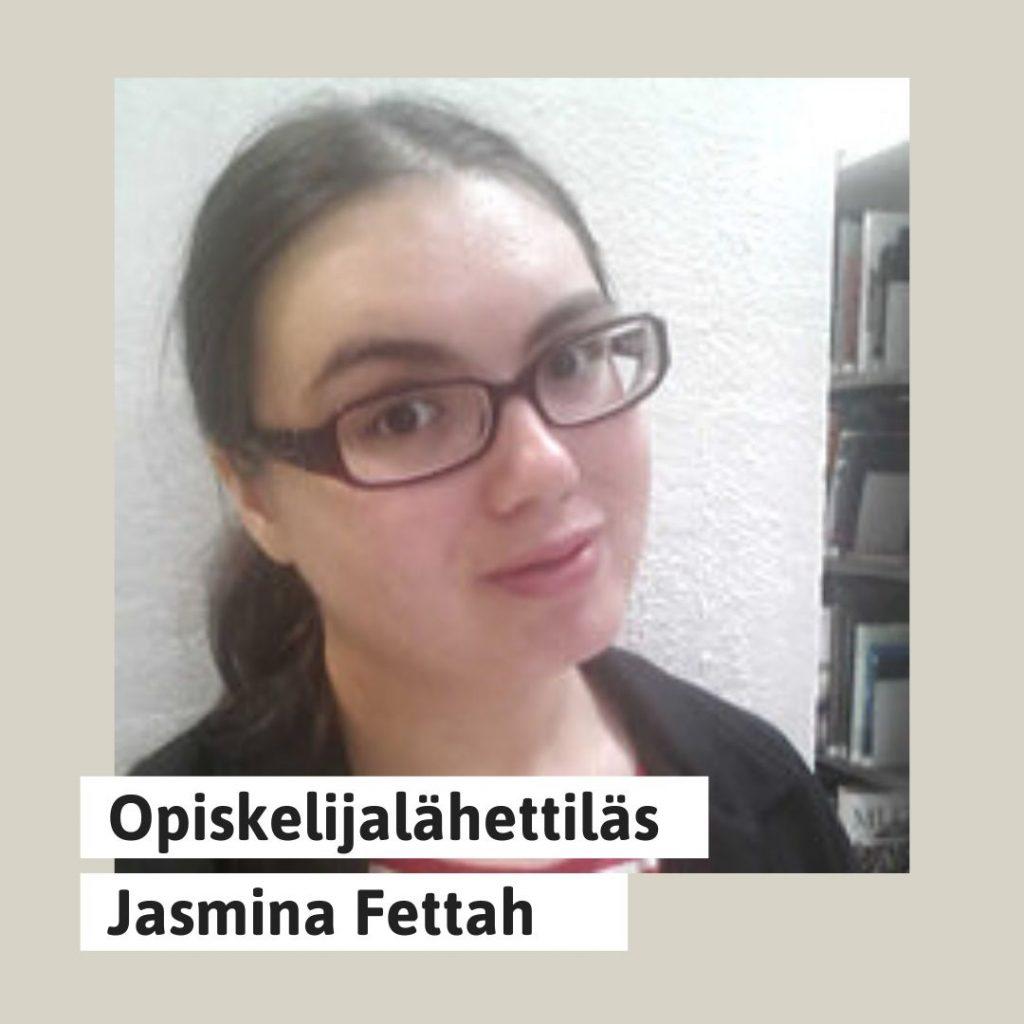 Kuva Jasmina Fettahista